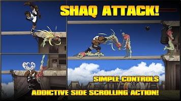 Screenshot of ShaqDown