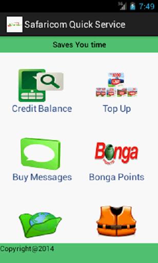 Safaricom Services