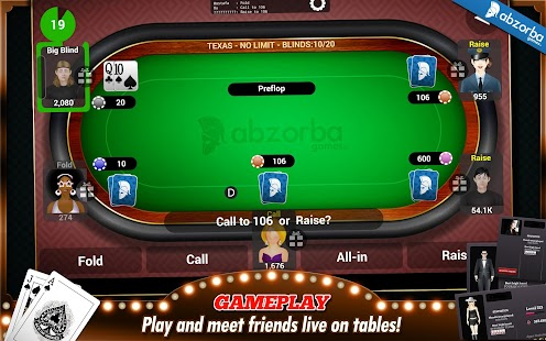免費博奕App|Poker Live by AbZorba|阿達玩APP