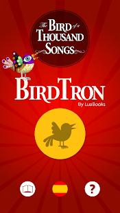 BirdTron - náhled