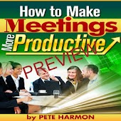 Make Meetings More Productive
