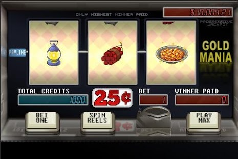 Slot Machine - Slot Gold Mania - screenshot thumbnail