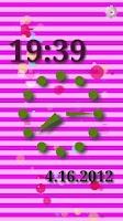 Screenshot of [Free]Polka Dots Flow ! Clock