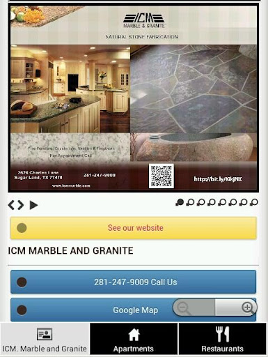 ICM Marble and Granite