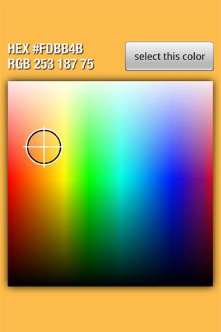 Color Buddy- screenshot