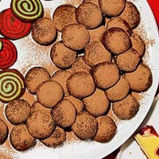 No-Bake Tiramisu Balls Recipe