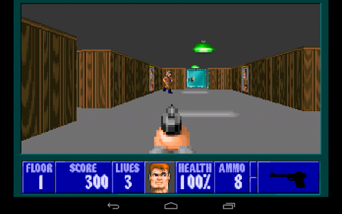Automatic Wolfenstein 3D- screenshot thumbnail
