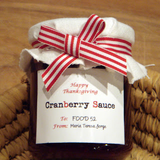 Port Wine Cranberry Sauce - Silky and Smooth