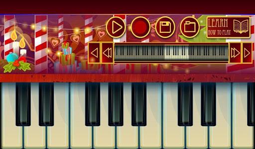 圣诞节颂歌钢琴