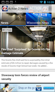 WBAY Action 2 News On the Go - screenshot thumbnail