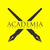 Academia - Lesson Plans