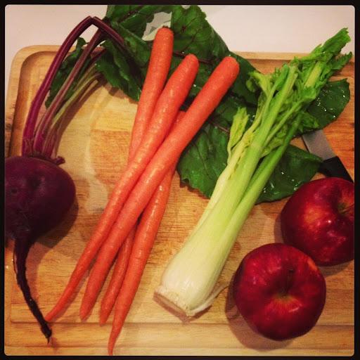 Las Recetas Vegetarianas