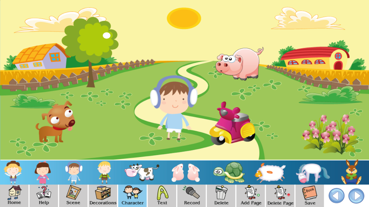 Make Story Book For Kids Android Apps On Google Play