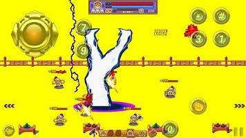 Screenshot of The Cute Monkey King(QVGA)