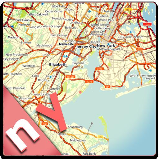 Offline New York Subway Map.New York Map Offline Dijkversterkingbas
