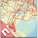 New York State Offline Map icon