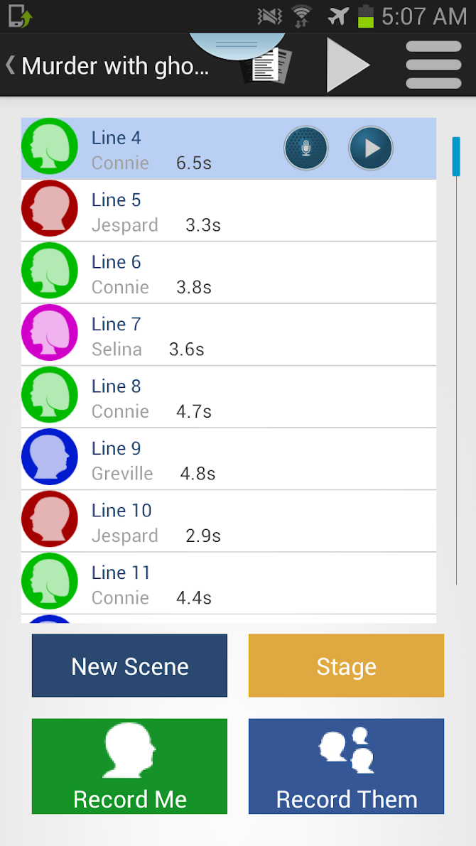 LineLearner Android 1