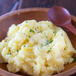 Very Best Mashed Potatoes.