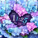 Hydrangea LiveWallpaper Trial icon