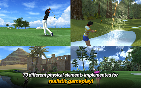 Golf Star™- screenshot thumbnail