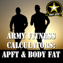 Army APFT Body Fat Calculator