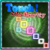 Touch Color Gravity