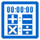 時間電卓 timeCalc Advance icon