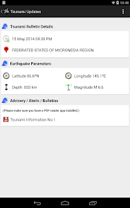 PH Weather And Earthquakes screenshot 12