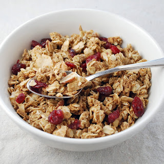 Granola with Nuts and Craisins