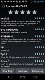 ROM Manager (Premium) Screenshot 4