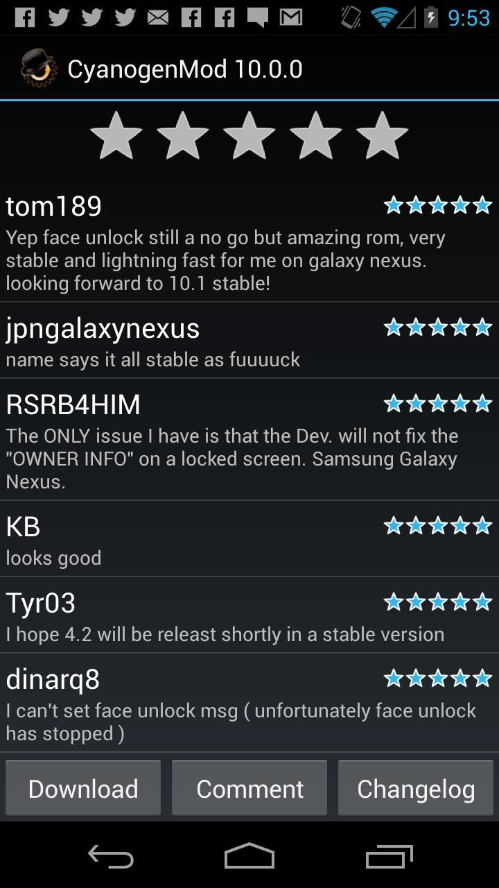 ROM Manager (Premium) screenshot #4