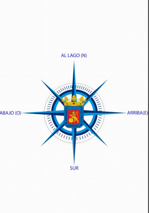 Brújula Managua - screenshot