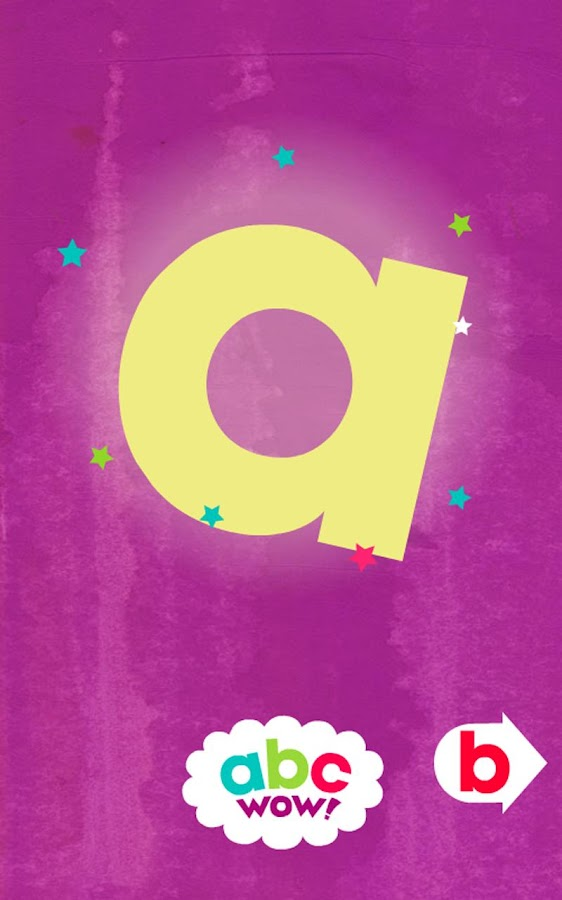 abc Wow! - Kids' Alphabet Fun - screenshot