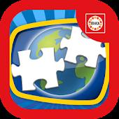 Appuzzle Mapamundi