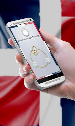 多明尼加共和國 TouchPal Theme