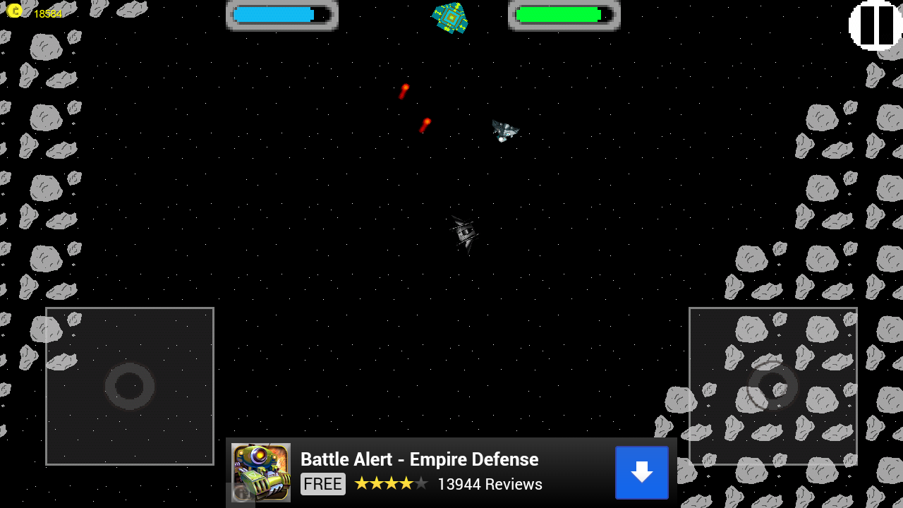 Space ConQuest - screenshot