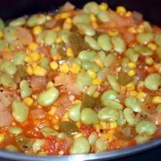 Lima Bean Medley
