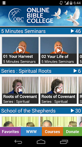 OBC Christian Videos