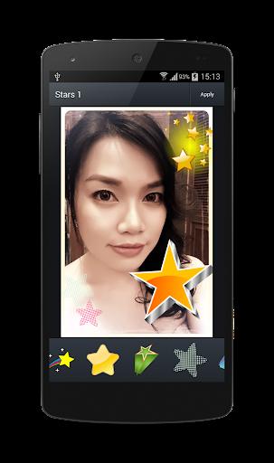 Free Stars Stickers Pack 1