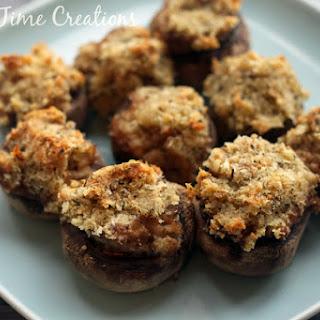 Easy Stuffed Mushrooms