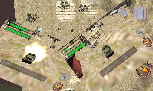 Tank War Mission 3D Game