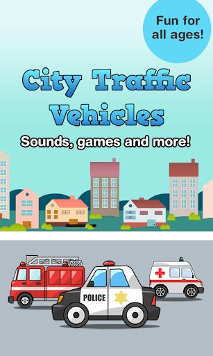Kids City Traffic Vehicles