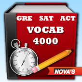 VOCAB 4000 for GRE, SAT, ACT