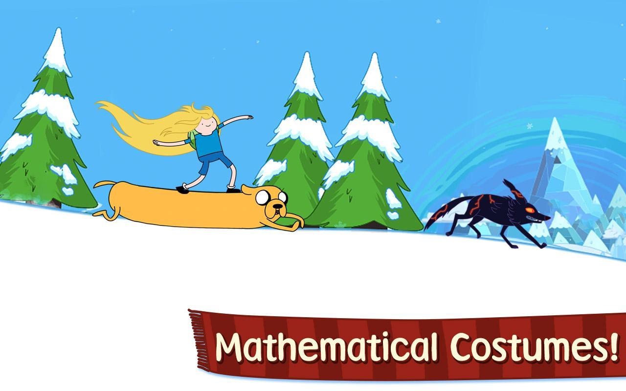 Ski Safari: Adventure Time screenshot #4