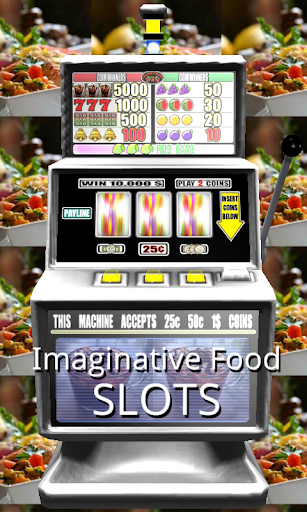 3D Imaginative Food Slots