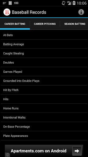 The 11 Best Baseball Apps for iPhone - iPhone/iPod - About.com