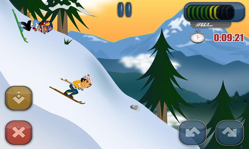 Filip Flisar Ski Cross - screenshot