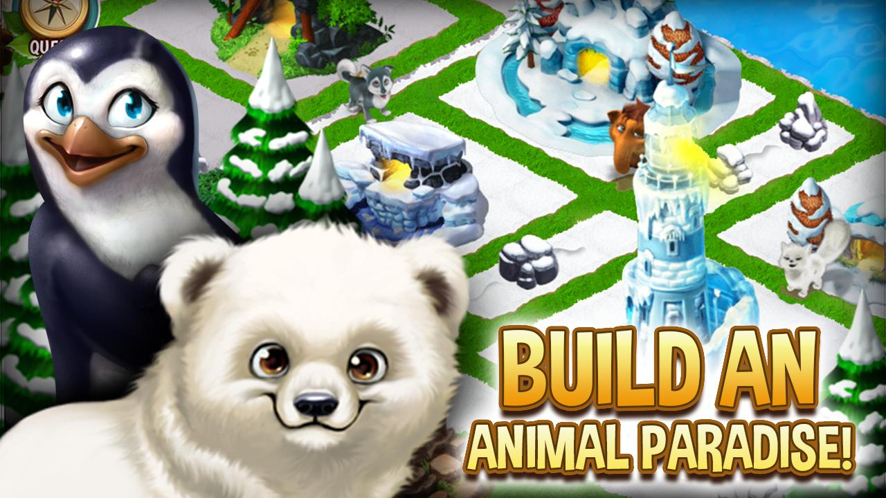 Animal Voyage:Island Adventure - screenshot