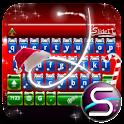 SlideIT Christmas Gift Skin logo