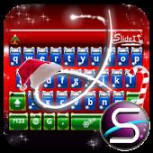 Download SlideIT Christmas Gift Skin APK